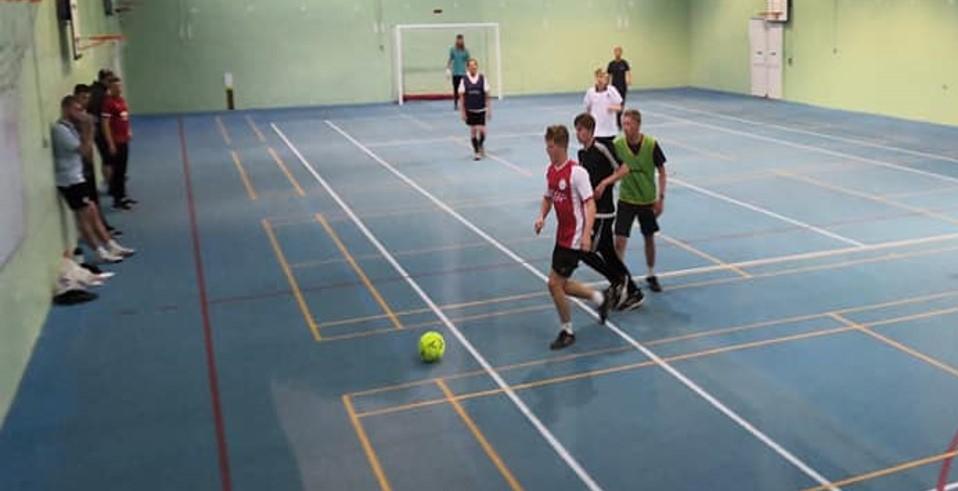 Newquay Indoors league photo